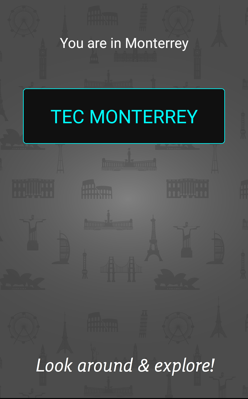 monterrey tech augmented reality terra icons™