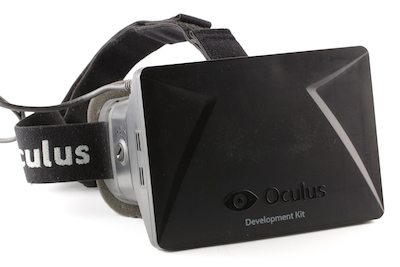 Oculus Rift is awesomely sick!