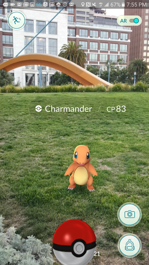 pokemon go changed forever user behaviour towards ar