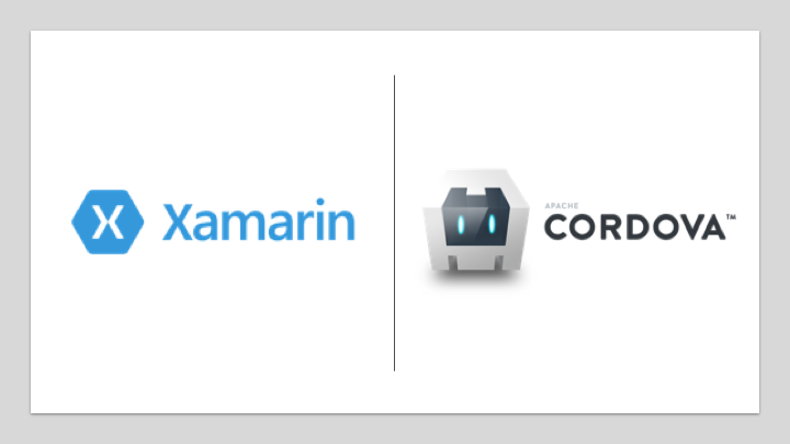 Xamarin or Cordova, why?